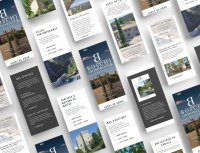 Boschi Immobilier Prestige - Site web