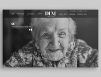 Site web - DLM Créations