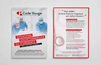 Code Rouge - Flyer