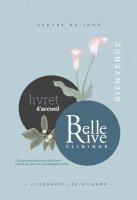 Clinique Belle Rive - Livret Centre de jour