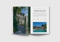 Boschi Immobilier Prestige - Magazine double page