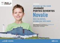 Suez - Novalie - Affiche